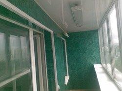 козырьки на балкон в Киселевске