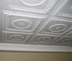 Потолочная плитка г.Киселевск, плитка на потолок