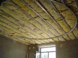 Утепление потолка в Киселевске. Утеплить потолок г.Киселевск